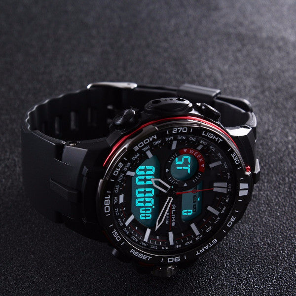 Waterproof Analog watch for Men
