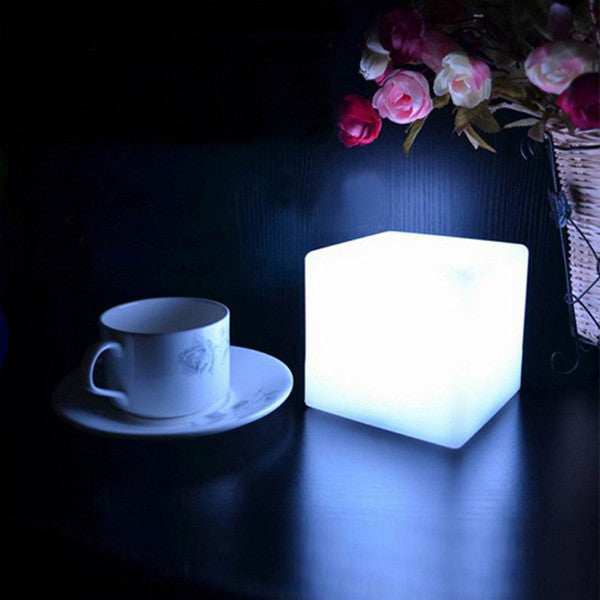 Color Changing Light Cube