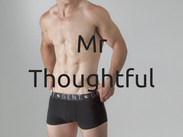 Mr. Thoughtful (4 pack)