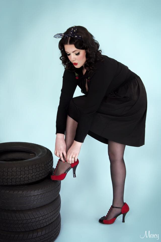 Cherry Pinup - Retro Footwear for the Modern Pinup