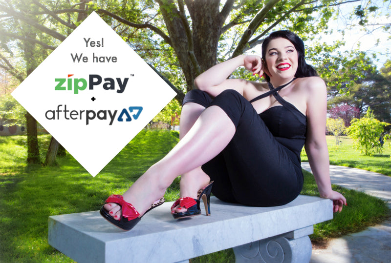 Cherry Pinup - Pinup, Rockabilly & Vintage Style Shoes & Clothing - Buy Now, Pay Later with Afterpay & ZipPay!