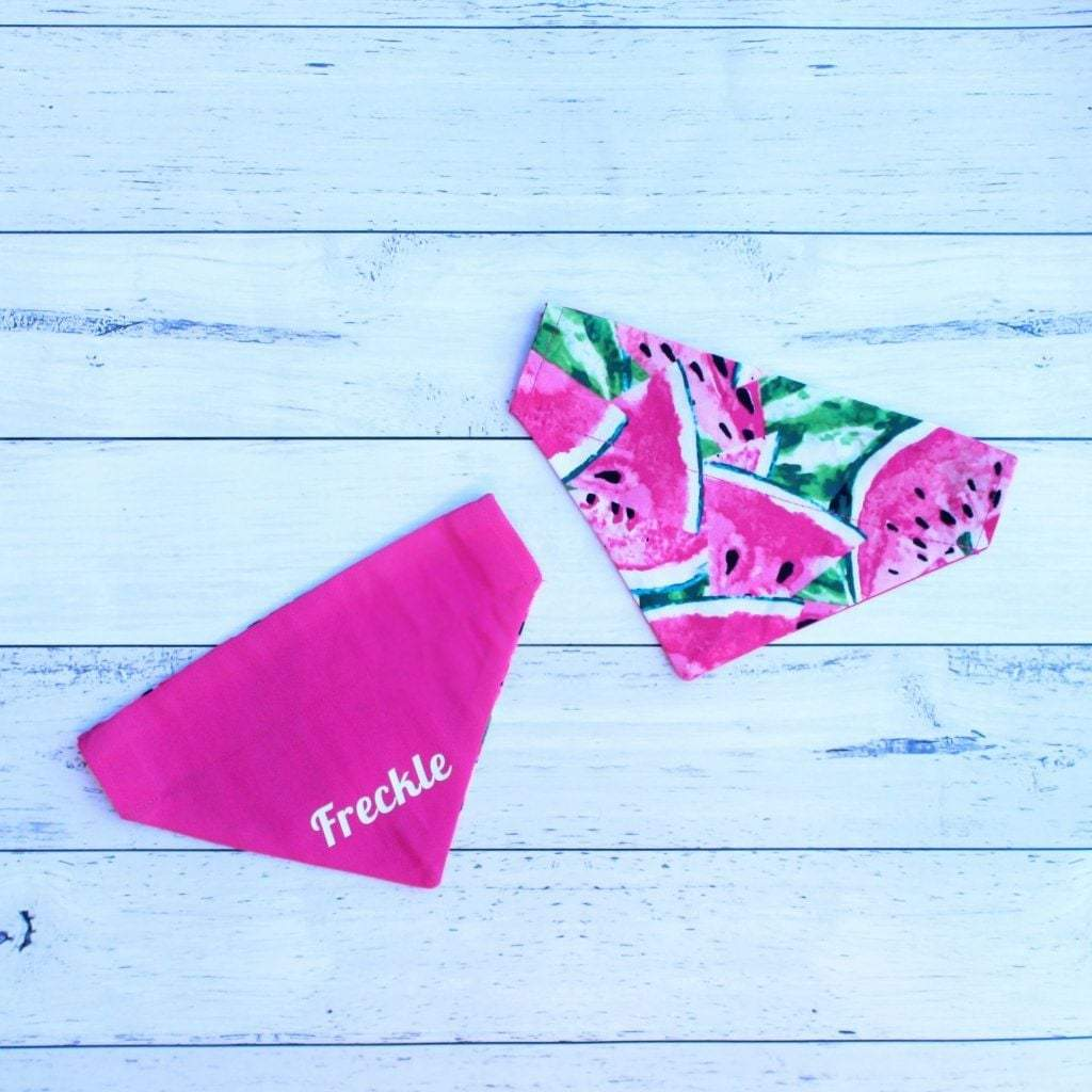 Collar Dog Bandana - Watermelon-That Dog Shop