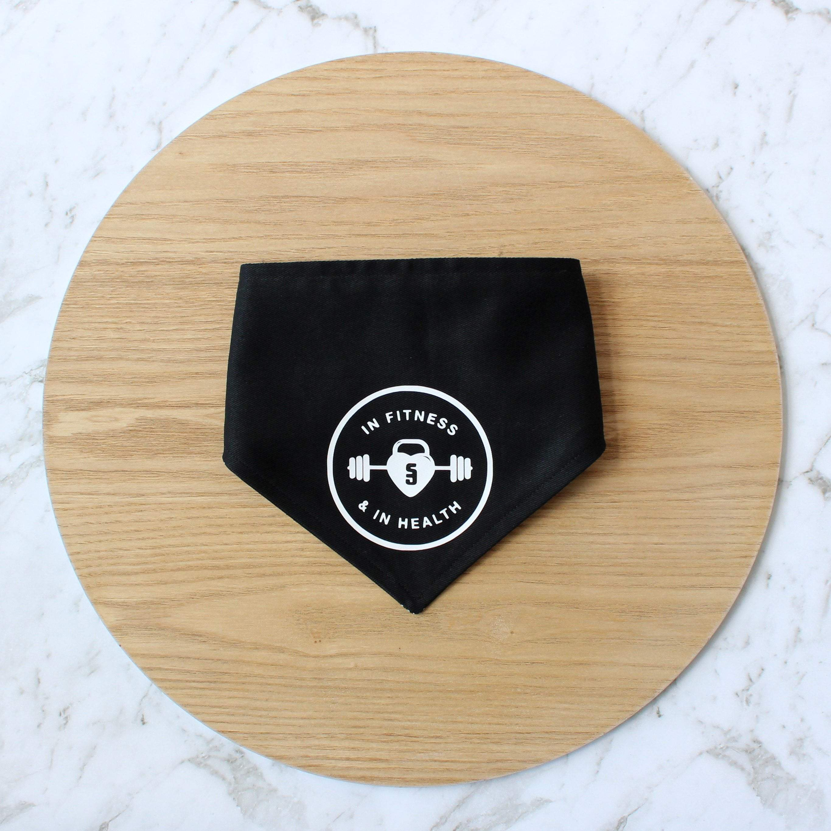 Custom Personalised Business Logo Dog/Pet Bandana-That Dog Shop