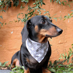Dog Bandana - Cross Print-That Dog Shop