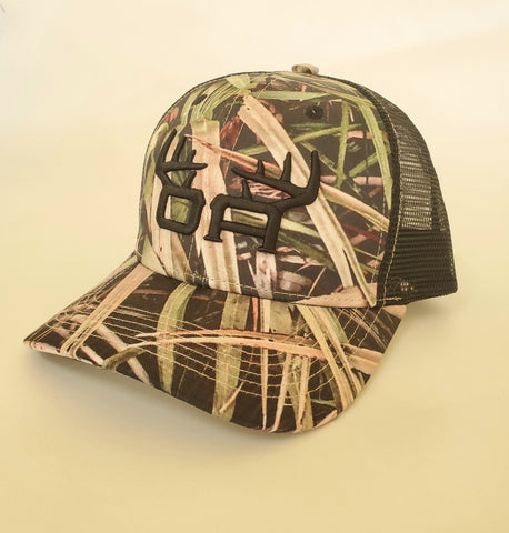 OA Palm Camo Trucker Hat