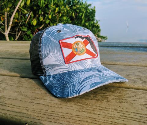 Prostaff Florida Flag Trucker Hat