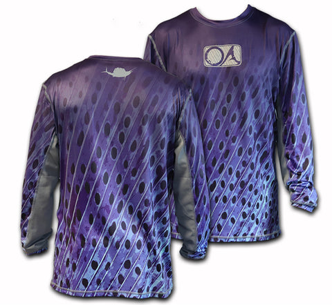 OA Sailfish Long Sleeve Performance Shirt