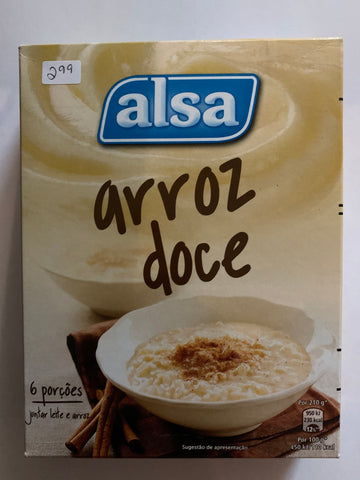 Alsa Sweet Rice