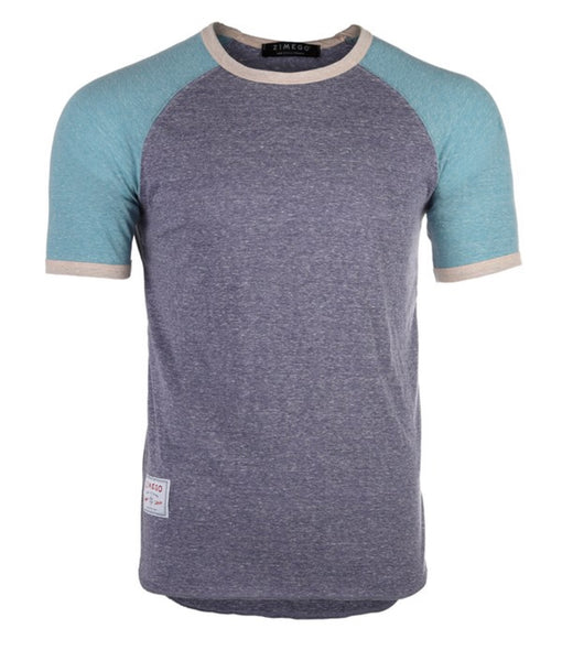Better Man Short Sleeve Raglan