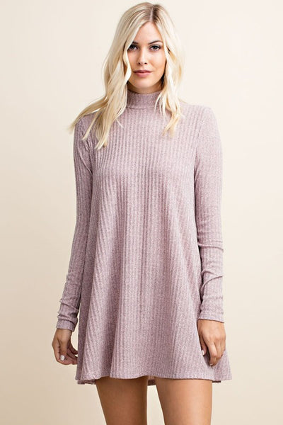 Crazy About You Tunic Dress