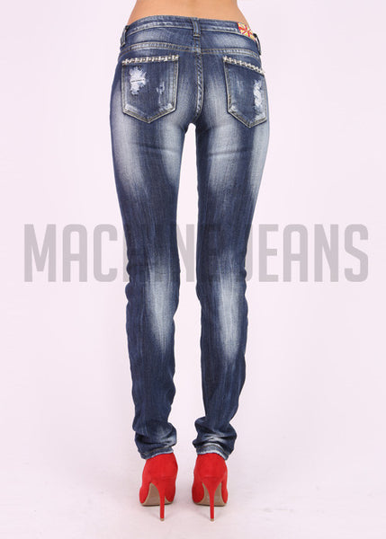 Machine Jeans~ All About The Bling