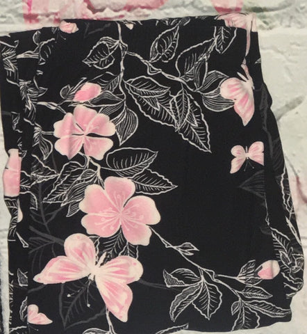 Regular Leggings~ Pink Butterfly
