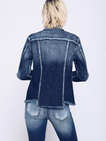 Kancan Ellie Denim Jacket