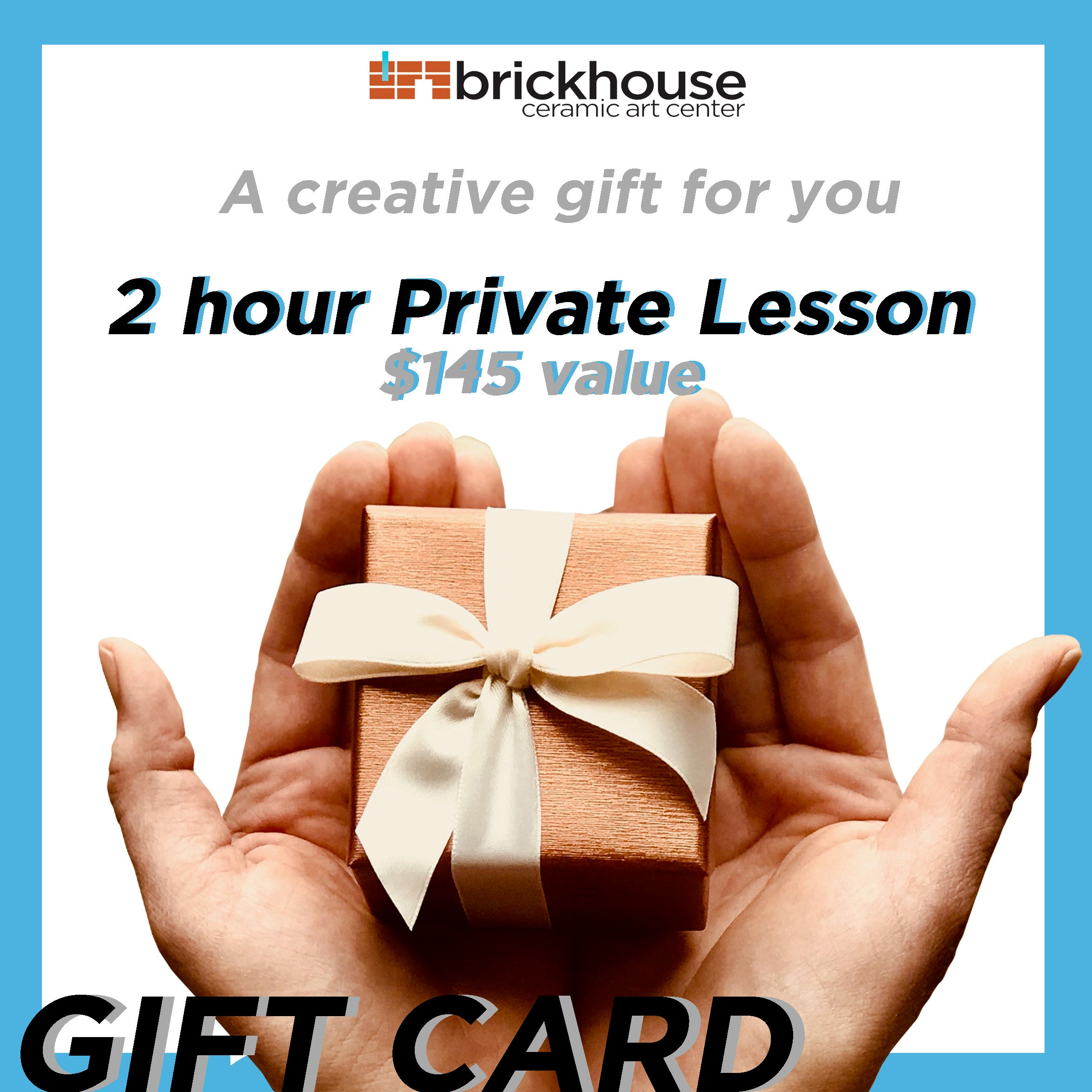 Gift Card - 2 Hour Private