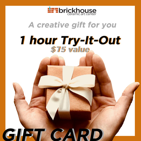 Gift Card - Try it Out