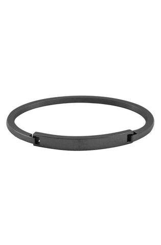 *Mister Axle ID Bracelet - Black-ACCESSORIES,FOR HER-Mister SFC