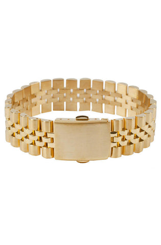 Mister Band Bracelet - Gold-ACCESSORIES-Mister SFC