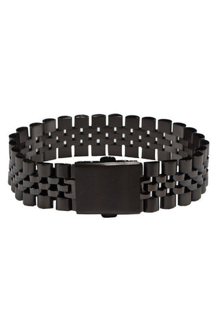 Mister Band Bracelet - Noir-ACCESSORIES-Mister SFC