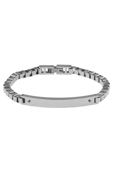 Mister Insignia Bracelet - Chrome-ACCESSORIES-Mister SFC