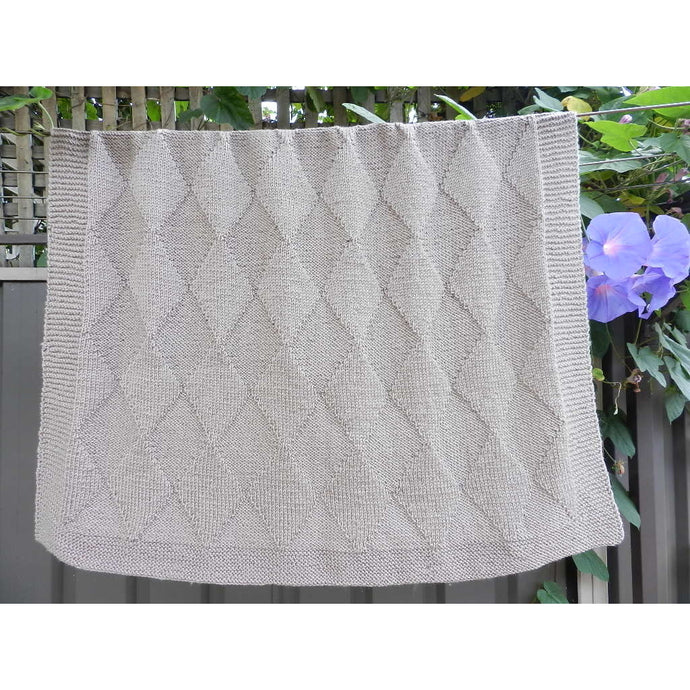 Baby merino wool blanket- LiliLoo Fabrik for Cocotte French Lifestyle