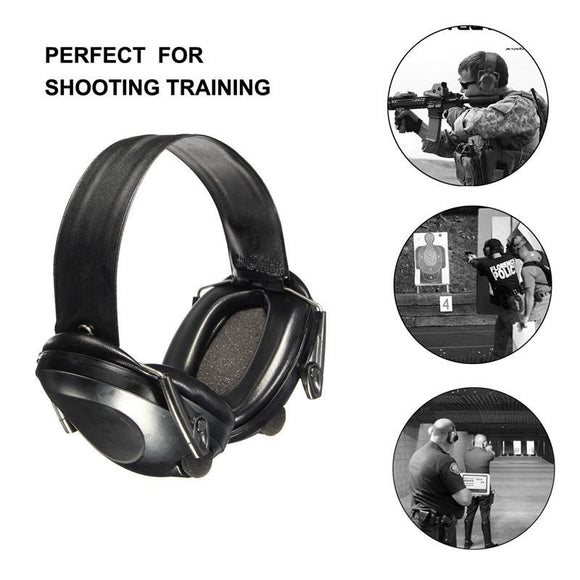 Tactical NoiseKillers™ -  Electronic Anti-Noise Earmuffs