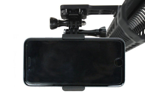 Shooter™ -  GoPro or Smartphone Gun Rail Mount