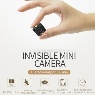 MiniEye™ -- Your Best Evidence In Tricky Situations + FREE GIFT
