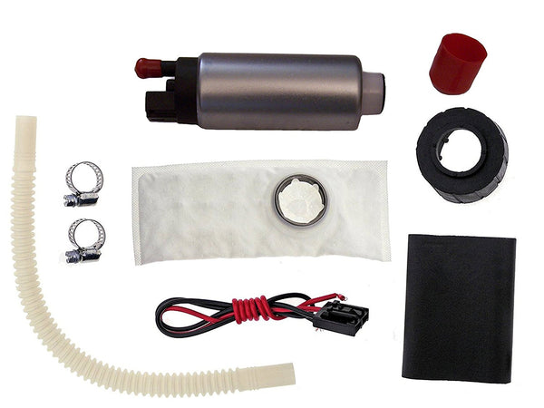Autoteq GSS340 255LPH Fuel Pump Performance