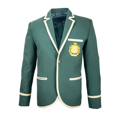 RaVenClan Cricket Blazer | Hunter Green