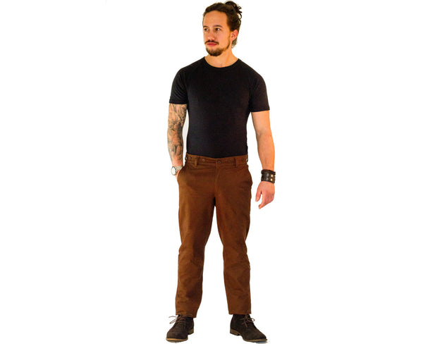 Comfort Chinos | Dark Brown