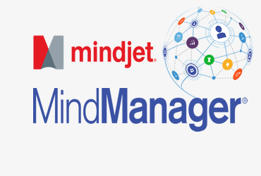 Reduce complexity Pain  - Get your ideas out of your brain - with MindManager