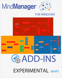 Experimental Topic MindManager  maps - Mindlogik