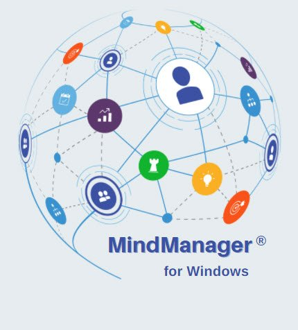 Mindjet MindManager 2021 Government Enterprise 5 User Pack