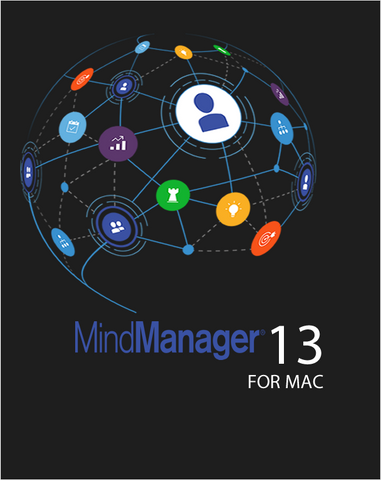 Mindjet MindManager MAC 13 Commercial