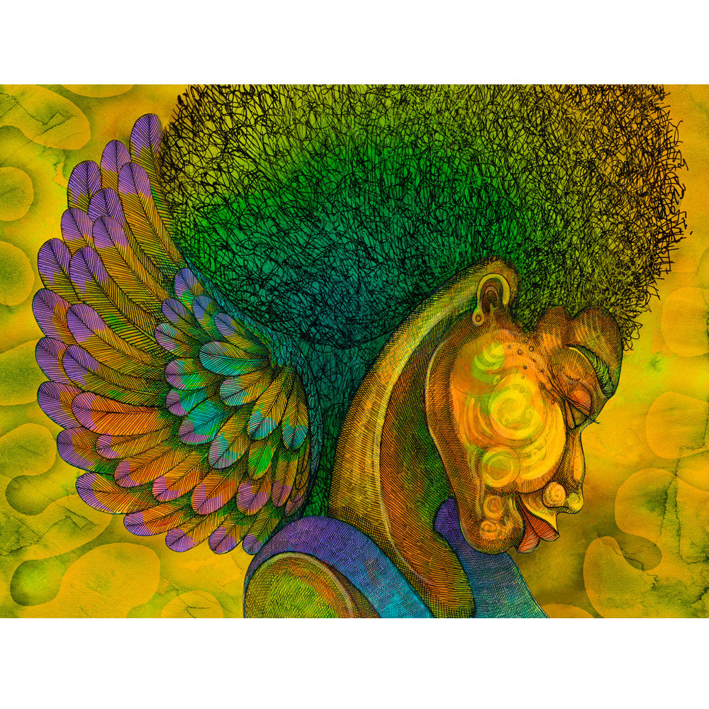 Afro Angel II