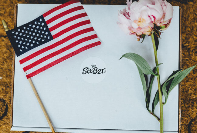 About us | The Six Box | Care packages for military spouses