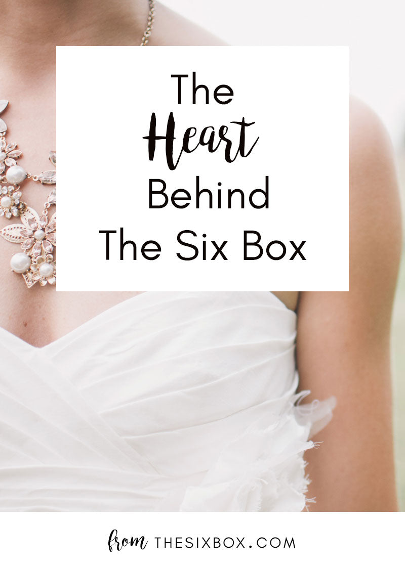 The Heart Behind The Six Box | The Six Box | Care Packages for Military Spouses