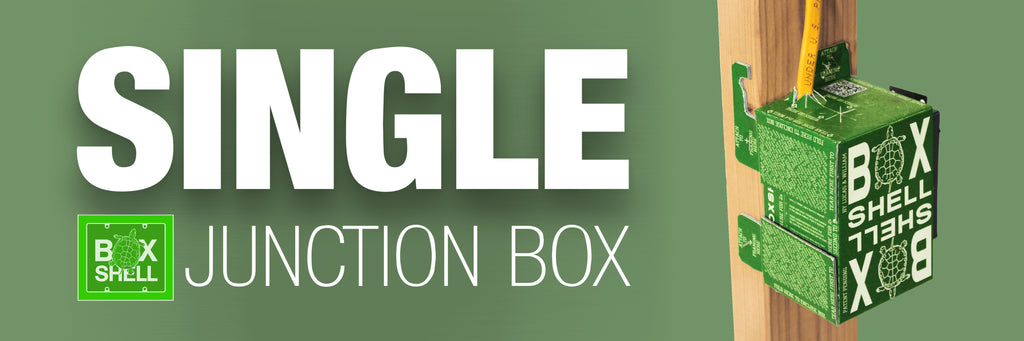 BOX SHELL - Single Junction Box