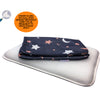 Image of Agibaby Hypoallergenic 3D Air Mesh Bacteria-Free Cooling/ Breathable Toddler Pillow- Shiny Star