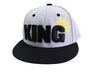 "Image of Infant & Toddler Snapback Embroidered ""King"" hat- 30 Day Free Trial enter discount code ""FREETRIAL"" at checkout"