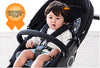 Image of Agibaby INFANT Premium 3D Mesh Cool Seat Liner/ Pad For Stroller/ Car Seat