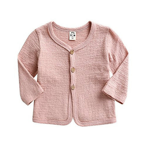 Agibaby 100% Cotton Boys & Girls Infant & Toddler Cardigan