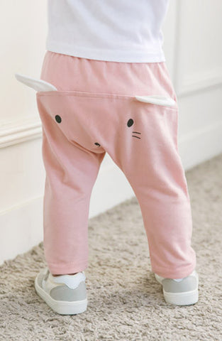 Unisex Bunny Exhaust Pants