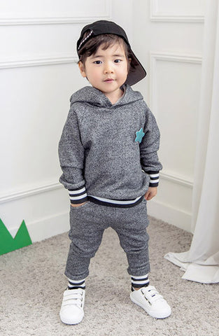 Boys & Girls Hoodie/ Sweatpants Set