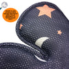 Image of Bebenuvo 3D Air Mesh Premium Cool Seat Liner - Shiny Star