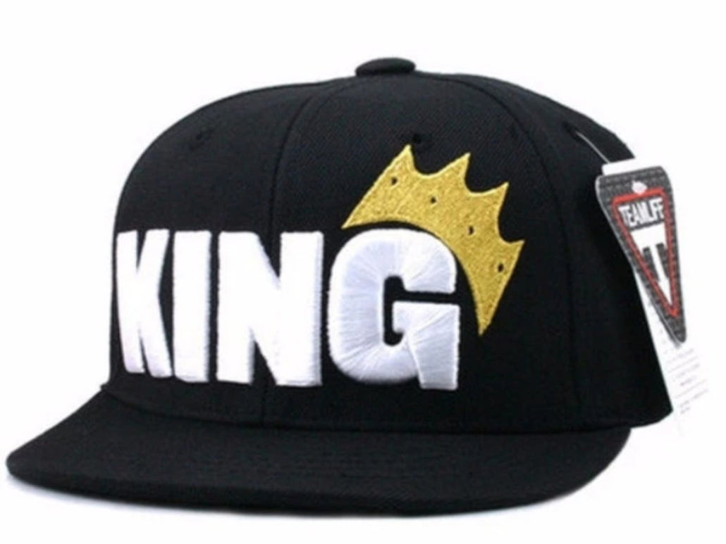 TEAMLIFE Infant & Toddler King hat