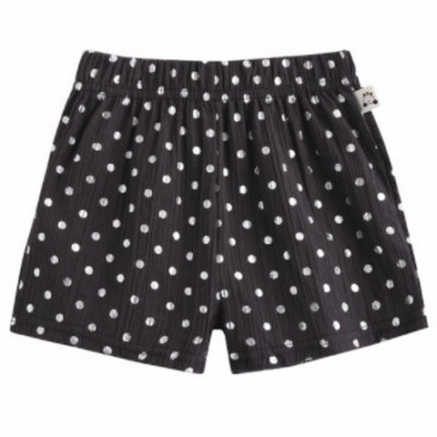 Unisex 100% Cotton Bling Dots Shorts
