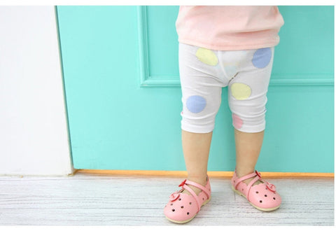 Girls Candy Cotton leggings