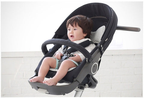 Bebenuvo 3D Air Mesh Baby Cool Seat Liner For Stroller & Carseat