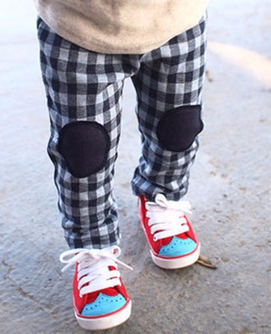 Agibaby Boys & Girls Infant & Toddler 100% Cotton Plaid Pants